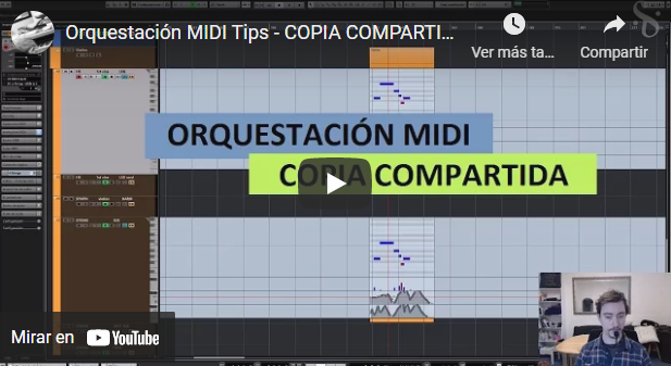 MIDI TIPS ORCHESTATION – SHARED COPY